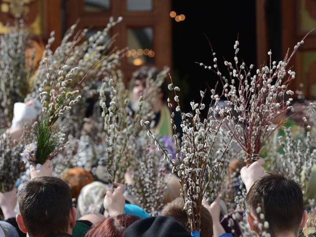 Вербное воскресенье в 2019 году: какого числа церковный праздник