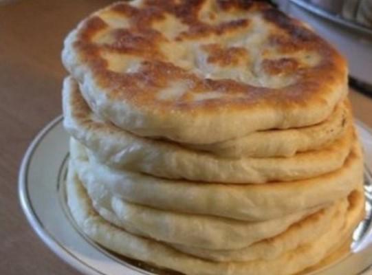 Лепешка рецепт на сковороде