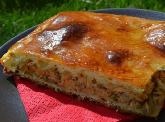 рыбные пироги в духовке рецепты