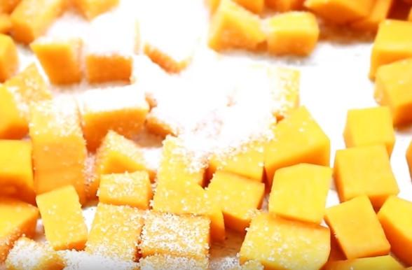 рецепт яблоки запеченные в духовке без начинки рецепт