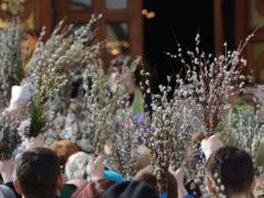 Вербное воскресенье в 2017 году: какого числа?